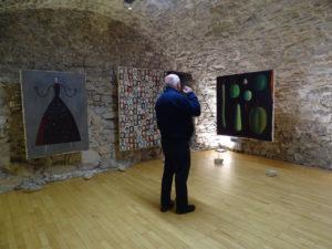Exposition Art en Sèvre @ Salle de la Cave, Jardins de la Cure, Moulin de Gazeau, Chapelle St-Lazare, Chapelle St-Michel | Mortagne-sur-Sèvre | Pays de la Loire | France