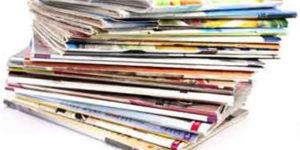 Collecte de papier @ École Saint-Léger