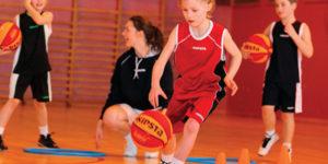 Journées découverte du Basket