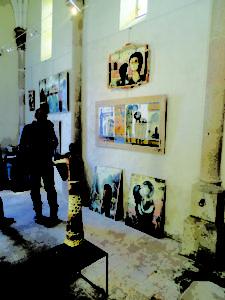 exposition Art En sèvre @ Salle de la Cave, Jardins de la Cure, Chapelle Saint-Lazare, Chapelle Saint-Michel, Moulin de Gazeau