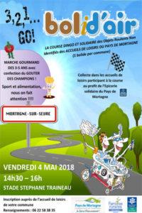 Action solidaire - accueils de loisirs du Pays de Mortagne