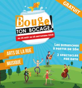 Bouge ton Bocage - Saint-Martin-des-Tilleuls @ Complexe sportif