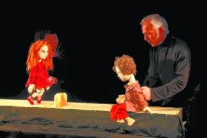 Spectacle scolaire CP/CE : Le sable dans les yeux - par le Niouton Théâtre @ Le Piment familial