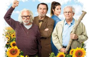 Cinéma : Les Vieux Fourneaux @ Le Piment familial