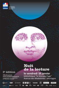 Nuit de la Lecture @ Bibliothèque