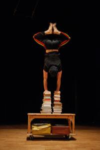 """Cirque """"Soliloques"""" @ Jardins de la Cure"""