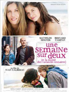 """Projection du film """"Une semaine sur deux (et la moitié des vacances scolaires) @ Le Piment Familial"""