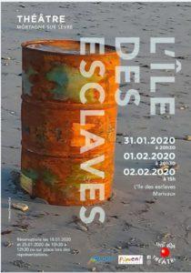 Théâtre - L'île des esclaves (association Antiride théâtre) @ Le Piment Familial | Mortagne-sur-Sèvre | Pays de la Loire | France