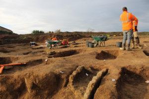 Conférence sur les fouilles archéologiques d'Evrunes @ Salle de la Cave